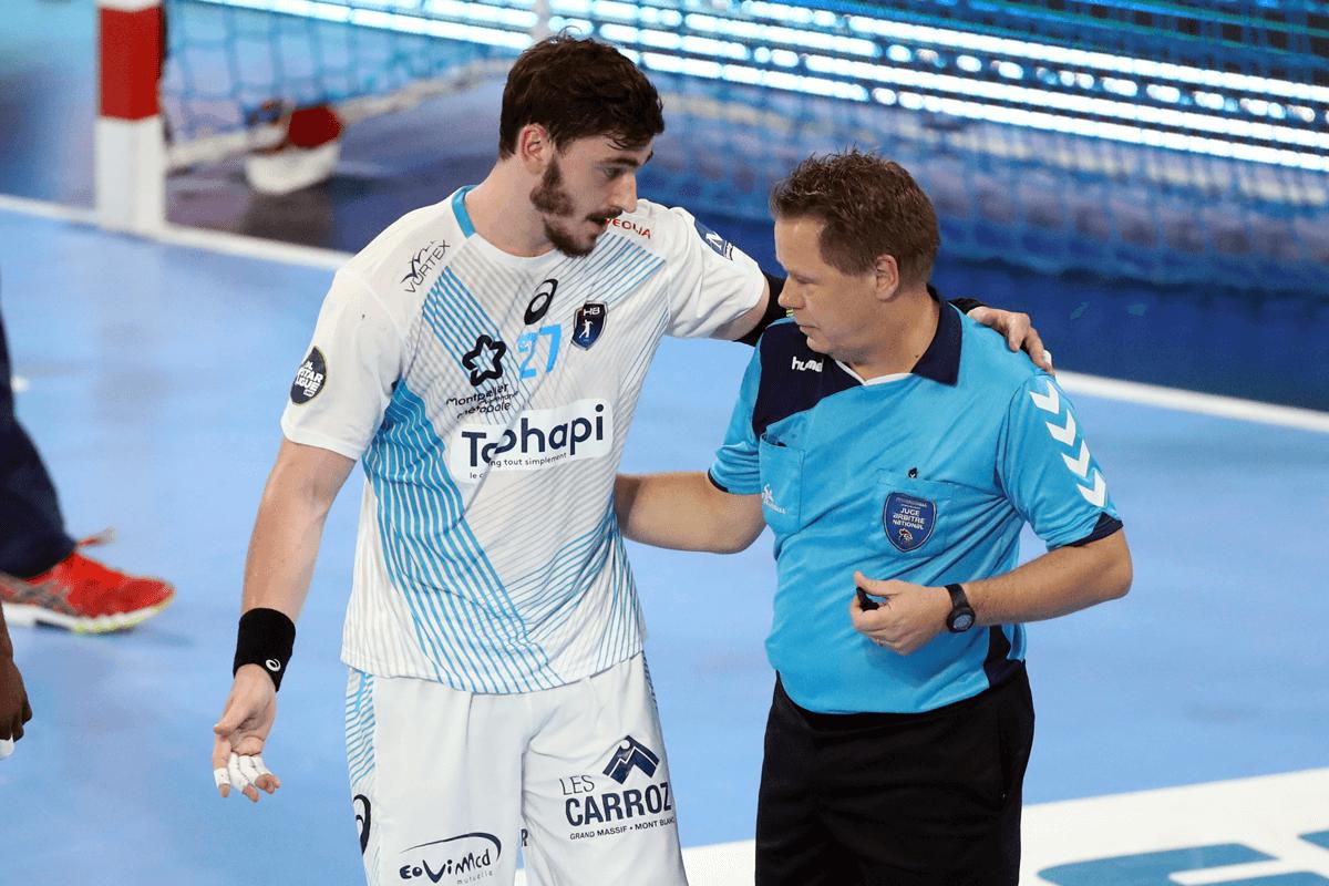 Ludovic Fabregas / Montpellier Handball
