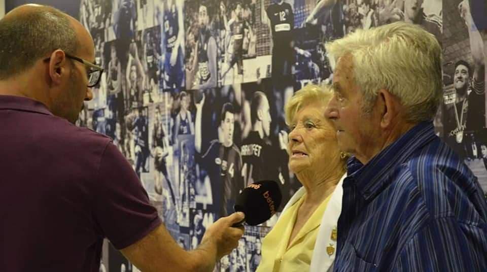 Interview des grands-parents